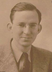 Portrait picture of William Hollingsworth