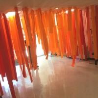 Sarah-Brownings-sculpture-installation-for-beginning-sculpture-class